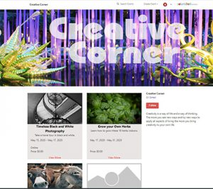 Create your event page free