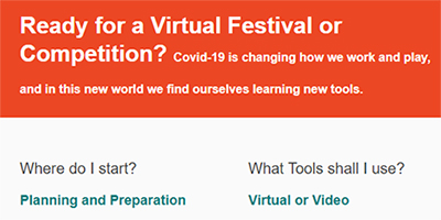 Virtual Competition Festival Software